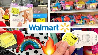 WALMART CLEARANCE!!!🔥LOOKING FOR $1 AND UNDER HIDDEN CLEARANCE!!!