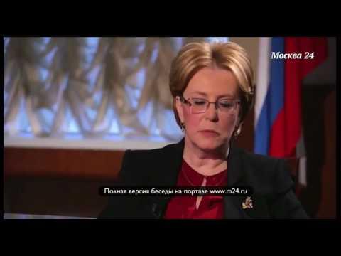 Вероника Скворцова: «От инсульта невозможно умереть»