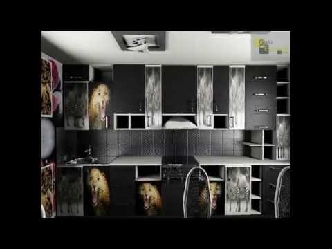 Kjøkken design, kjøkken møbeldesign   youtube