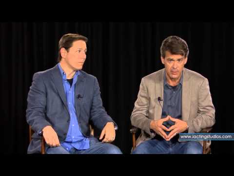 Bob Stewart and Rick La Fond talk about iActing Studios