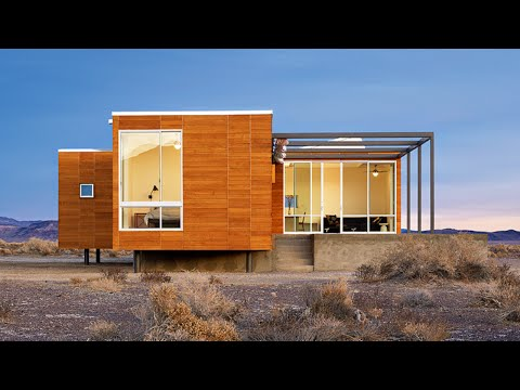 11 Prefab Desert Homes | Marvelous Modern Prefab Homes