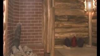 Отделка бани(Пример внутренней отделки русской бани, построенной нашими специалистами., 2011-06-26T10:11:41.000Z)