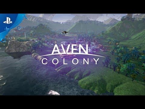 Aven Colony - Pre-Order Trailer | PS4