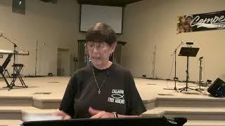 Wednesday Bible Study May 6