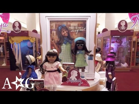 360° Store Tour! | American Girl Chicago | American Girl