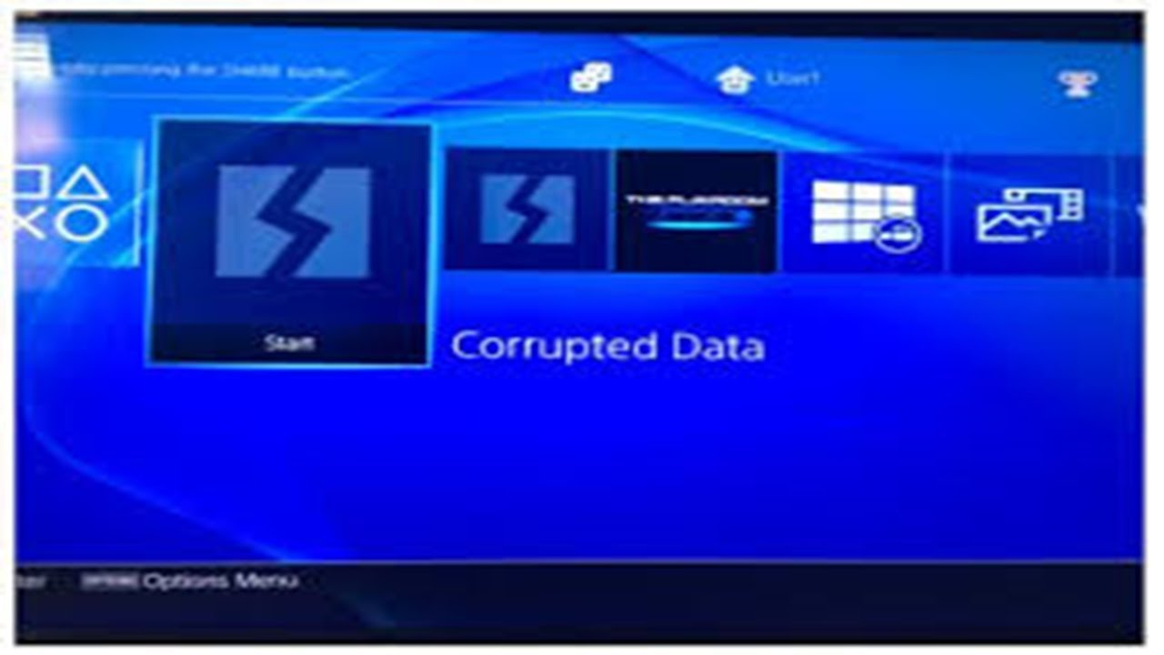How to Fix Corrupted Data On PS4