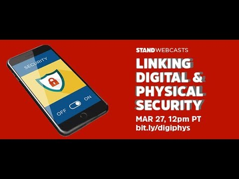 Where Digital and Physical Security Meet Webcast