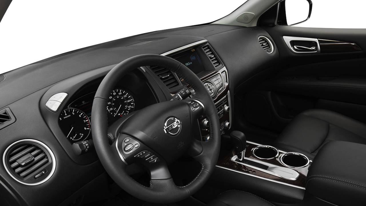 Chris Myers Daphne Al >> 2016 Nissan Pathfinder: Advanced Drive-Assist Display ...