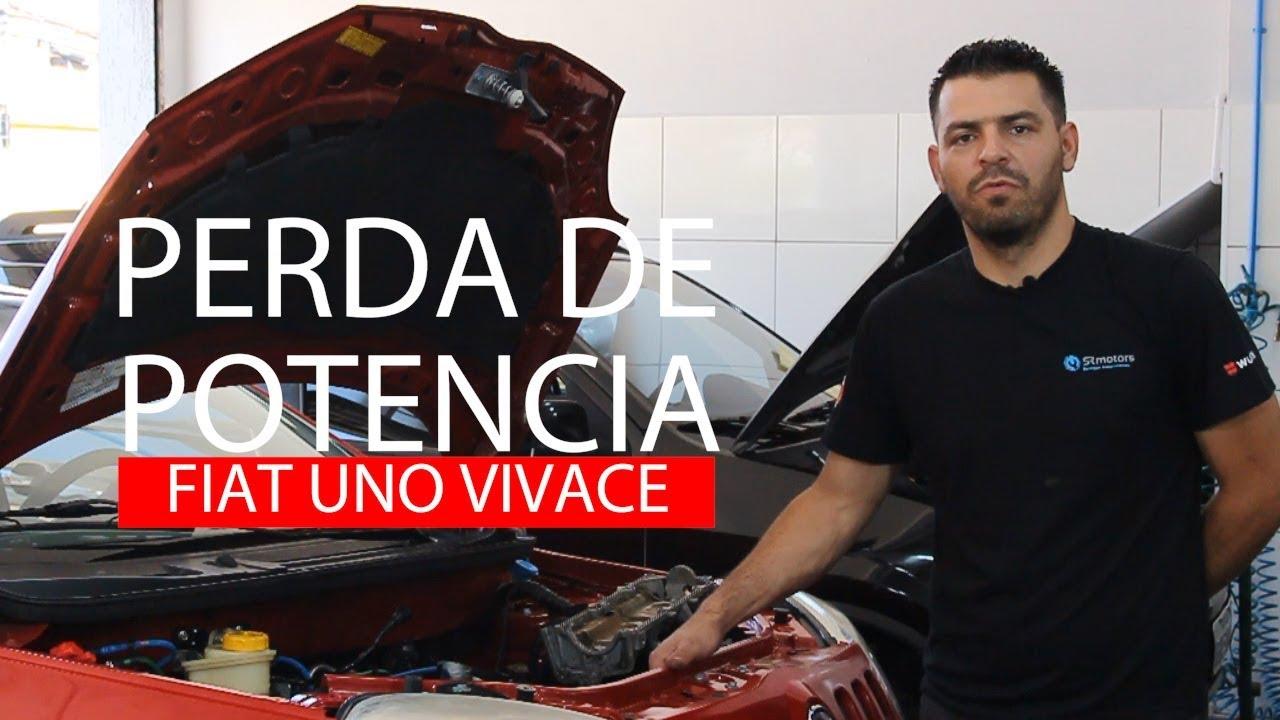 Perda de potência Fiat Uno Vivace