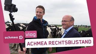 Stichting Achmea Rechtsbijstand | Vlog Jacob | Achmea