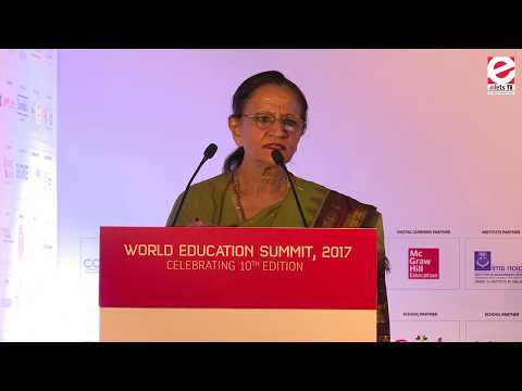 10th World Education Summit 2017, Delhi - Round Table on Technology Accessibility in the Classroom