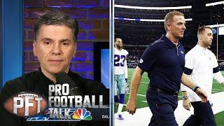 Cowboys fail miserably against Bills on Thanksgiving | Pro Football Talk | NBC Sports