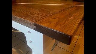 Building a Farmhouse Table Top