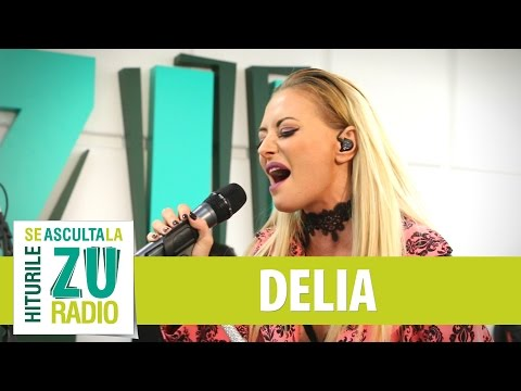 Delia - Love On The Brain (Rihanna) (Live...