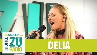 Delia - Love On The Brain (Rihanna) (Live la Radio ZU)