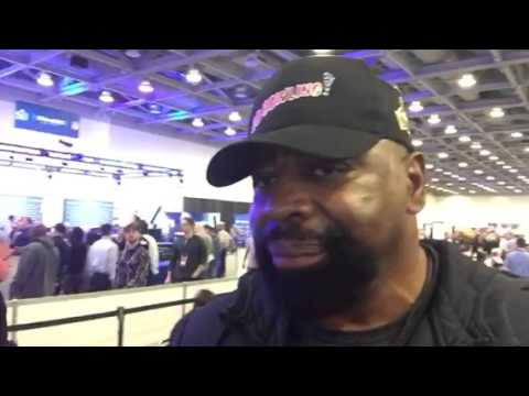 Ed Too Tall Jones Interview On Flex Defense, Tom Landry At Super Bowl 50 Radio Row #SB50