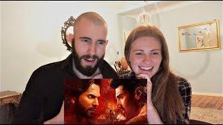 Kalank Trailer Reaction!