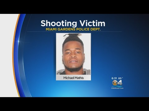 Police Identify Victim Of Deadly Drive-By Shooting In Miami Gardens