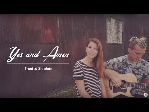 LIVE AT THE DOCK // Yes and Amen by Housefires COVER // Trent & Siobhan