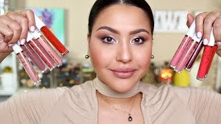 FLOWER BEAUTY MIRACLE MATTE LIP : ALL 12 SWATCHED!