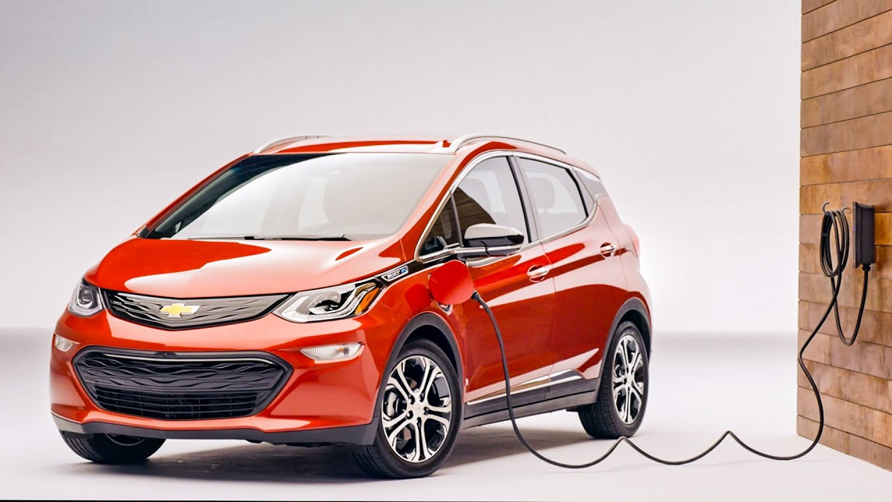 Chevrolet Bolt (2021): Tutorials & How-To - Home Charging, One Pedal  Driving & More - YouTube