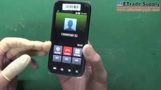 Samsung i500 Front Assembly Testing Method