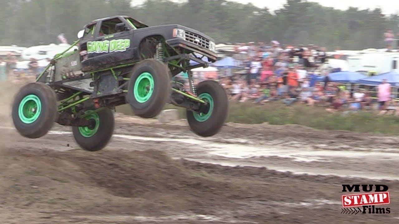 Cory Rummel in Going Deep- Michigan Mud Jam 2018