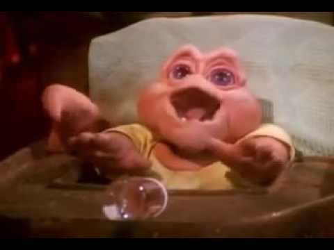 Dinosaurios Bebe Se Muerde La Cola Youtube Para la palabra de hoy, me acorde de la serie dinosaurios, recuerdo que me gustaba mucho y day 12 (earl and baby sinclair) word: dinosaurios bebe se muerde la cola