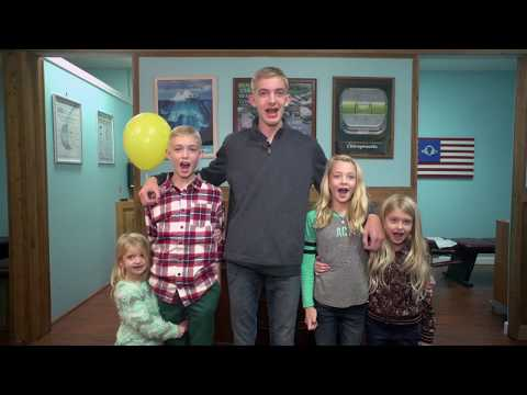 Meet Missouri City Chiropractor, Dr. Horne. A Doctor Your Kids Will Love!