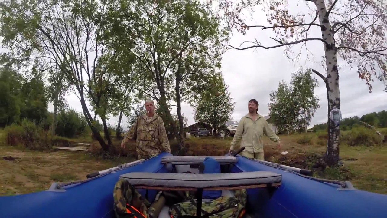 Рыбалка на Яузском