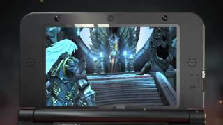 Castlevania: Lords of Shadow - Mirror of Fate - Launch Trailer