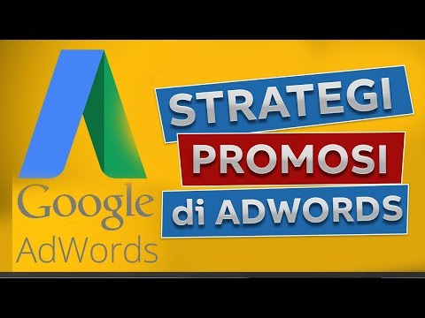 Cara Promosi Video Youtube Di Adwords