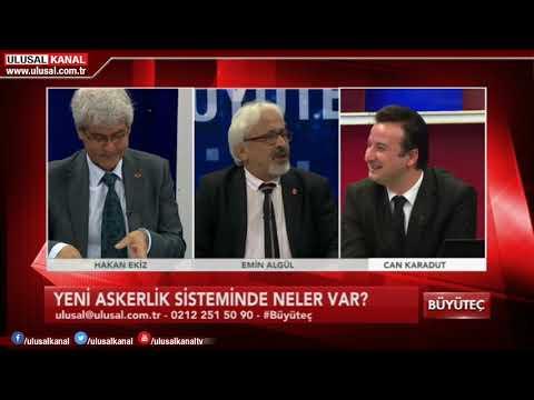 Büyüteç - 25 Mayıs 2019 - Can Karadut - Hakan Ekiz - Emin Algül - Oktay Yıldırım - Ulusal Kanal