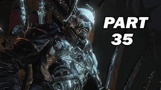 Middle Earth Shadow of Mordor Walkthrough Part 35 - The Tower (PC 1080p Gameplay)