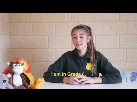 Anak SD Australia bisa bahasa Indonesia (Precious - Primary Awardee 2016)