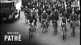 Evelyn Hamilton Long Distance Cyclist (1935)