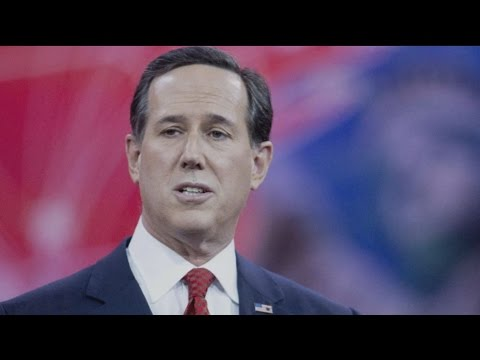 Can Rick Santorum Be a First Tier Candidate in 2016?