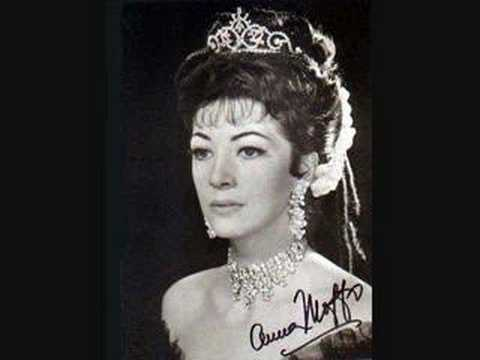 Anna Moffo as Desdemona