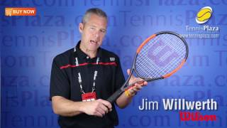 New Burn 100LS Tennis Racquet Overview | Tennis Plaza