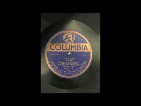 Avalon (Introducing The Japanese Sandman) Art Hickman's Orchestra 1920