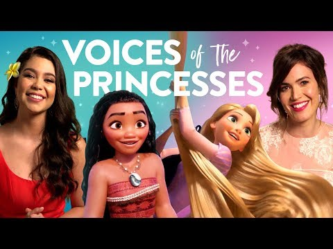 Dream Big, Princess – Voices of the Princesses | Disney