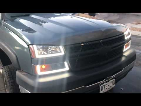 How to Remove and Install Headlight Assembly for  Chevy Silverado