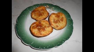 Супер вкусная. Картошка с салом запеченная в духовке.