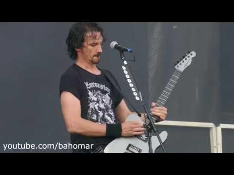 Gojira LIVE Silvera - Vienna, Austria 2016