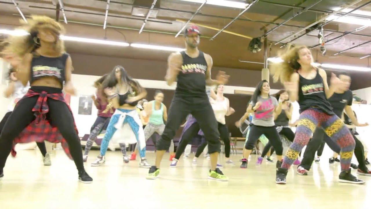 Download Bunji Garlin   Differentology We Ready Dancehall Funk Choreography