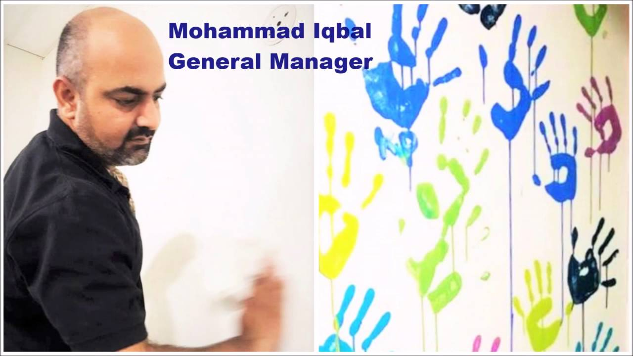 Team Building - REDA Pakistan branch - Paint Day - YouTube