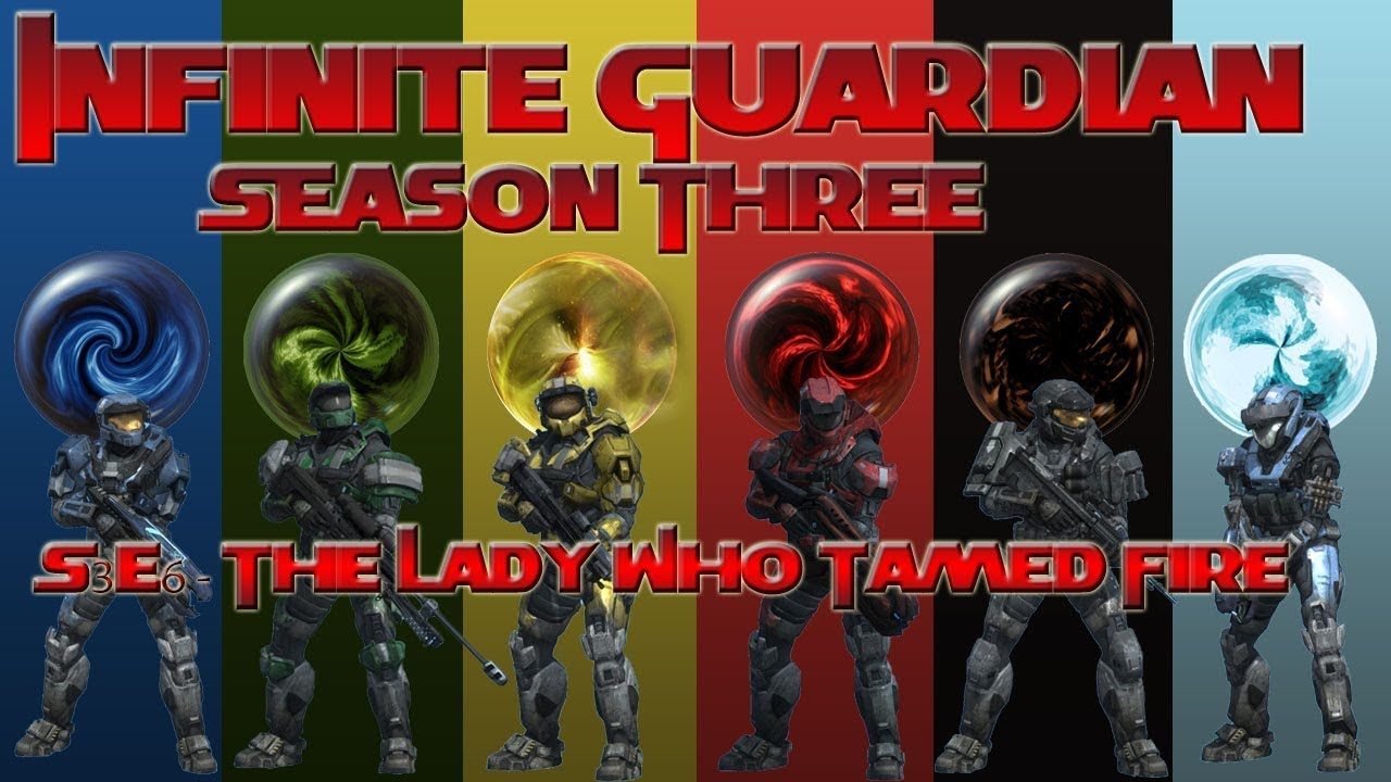 Infinite Guardian S3E6 || The Lady Who Tamed Fire [Completed Version]