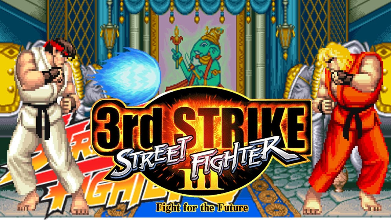 street fighter 3 download