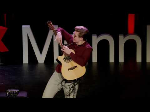 What if you could make one instrument sound like an entire band? | Alexandr Misko | TEDxMannheim