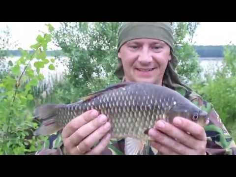 Душевная рыбалка под шашлычок в июне 17-ого. Ловля на донки.